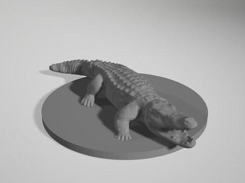 Crocodilo Gigante / Giant Crocodile