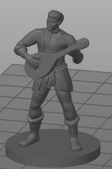 Meio-elfo Bardo 1