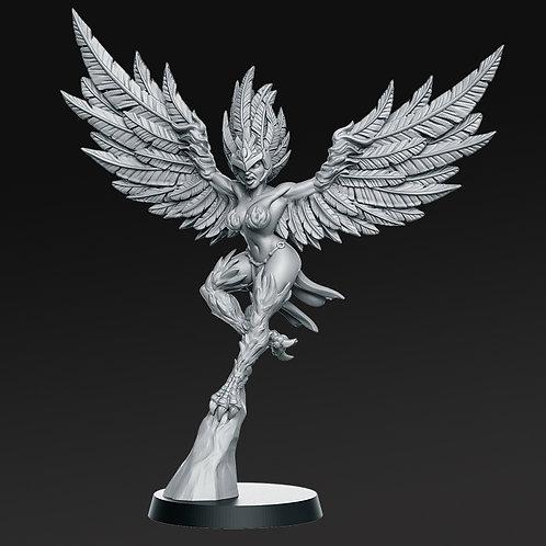 Azzali Harpy Queen