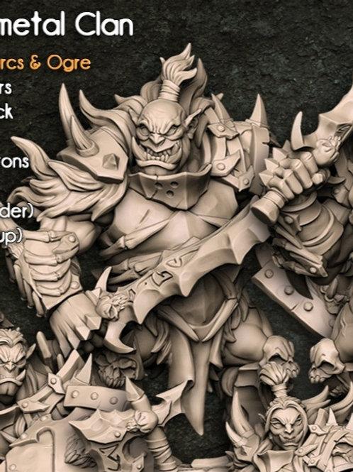 Frostmetal Ogre A