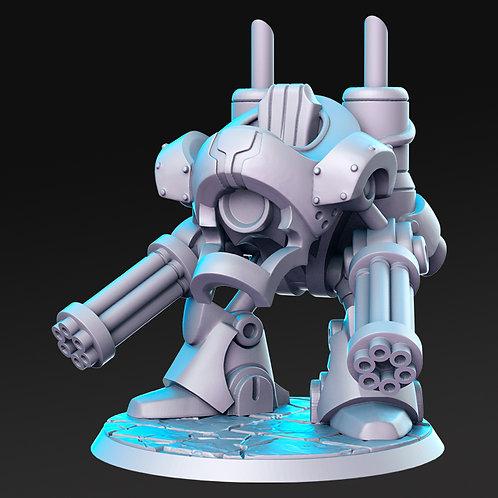 Techroid Gun