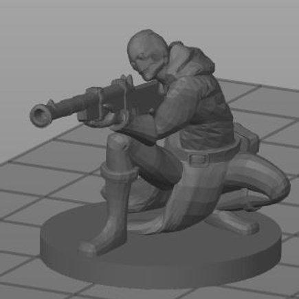 Warforged Gunslider 2