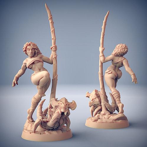 Lara the Dancer & Scourgy