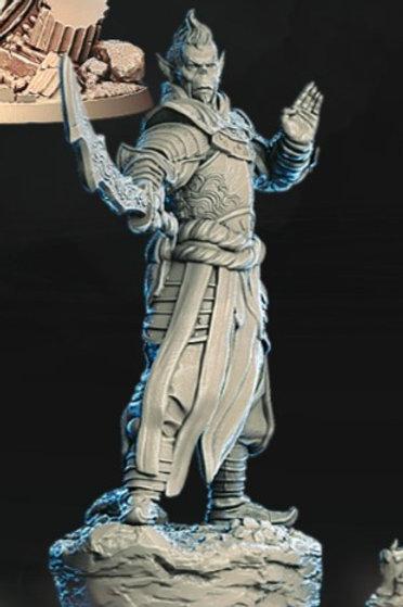 Khadan, Gith Swordmaster