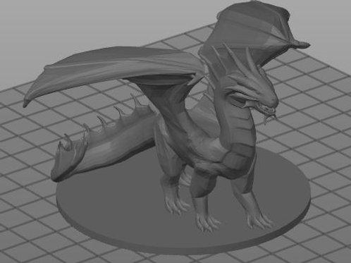 Dragão de Bronze / Bronze Dragon