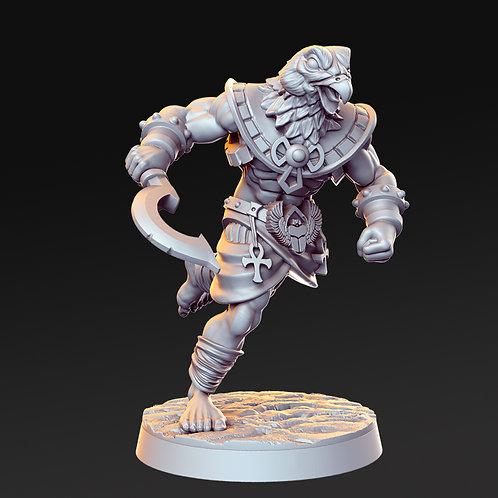 Horathi Warrior - Khopesh