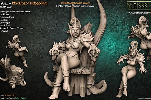 Trixia the Hobgoblin Queen