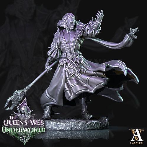 Dark Elf / Drow - Oathsworm A