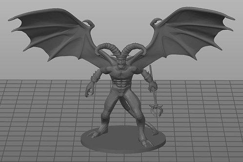 Diabo de Chifres / Horned Devil