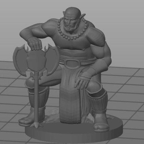 Goliath bárbaro