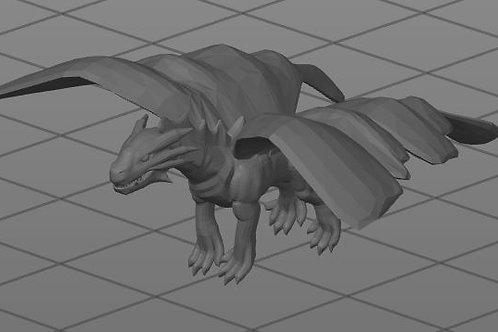 Dragão-Fada / Faerie Dragon