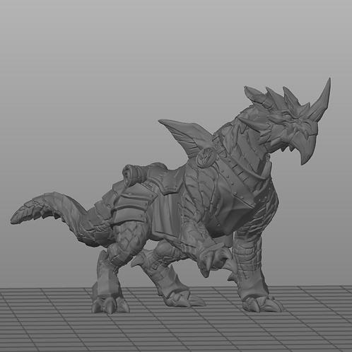 Dragonling / Guard Drake A - Artisan