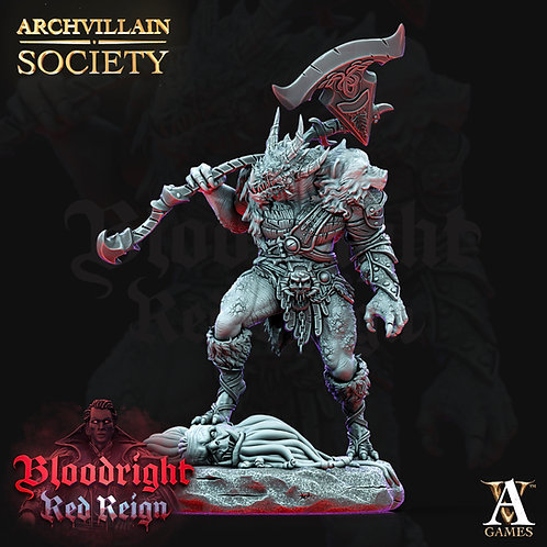 Draqul - Dragonborn Barbarian