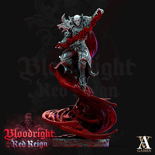 Vampiro Bloodcloak 4