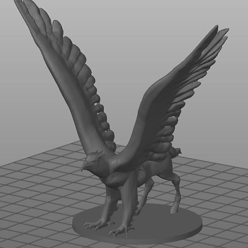 Hipogrifo / Hippogriff