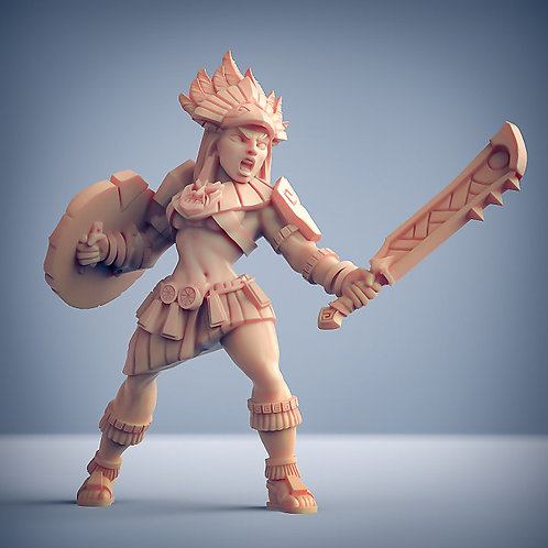 Guerreira Inca C
