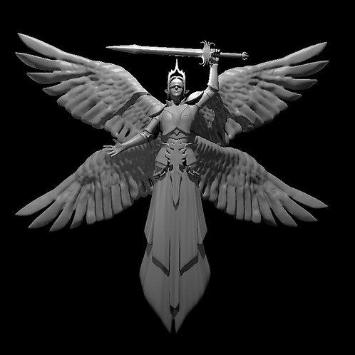 Zariel Angelic Form