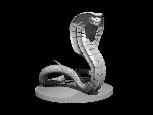 Naga Guardiã / Guardian Naga