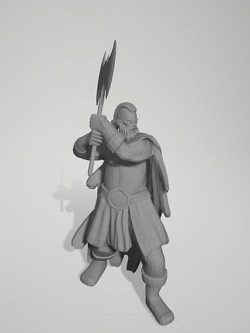 Uthgardt Warrior