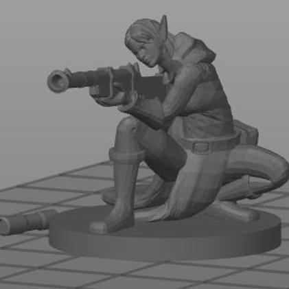 Elfo Gunslider 2