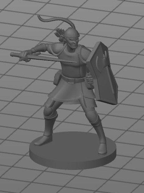 Hobgoblin Guerreiro