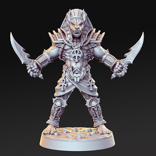 Anubti Warrior 2