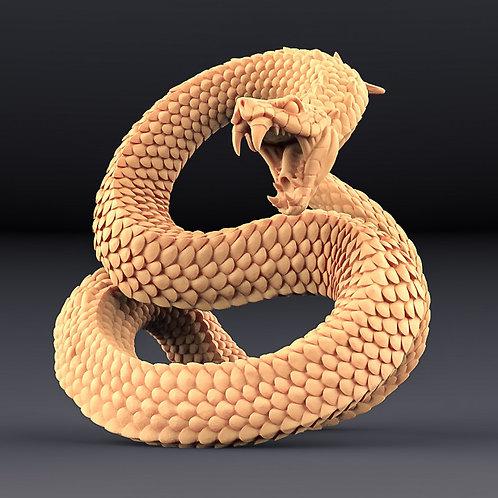 Cobra Gigante A - Artisan