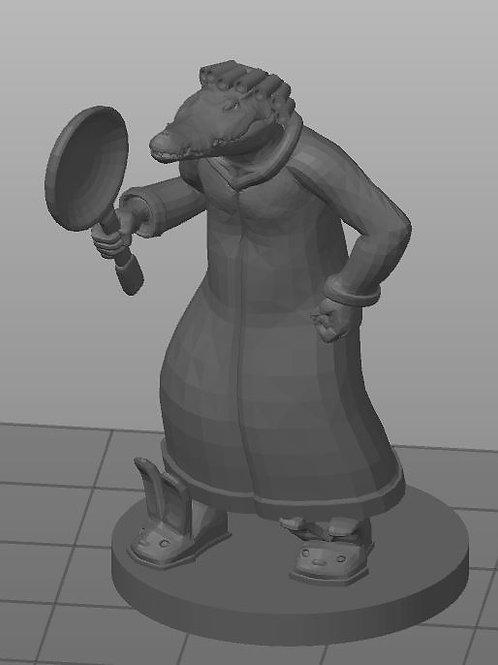 Croc Folk Mother