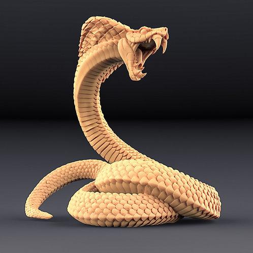 Cobra Gigante B - Artisan
