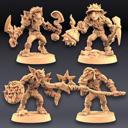 Kit Goblins - Artisan Guild