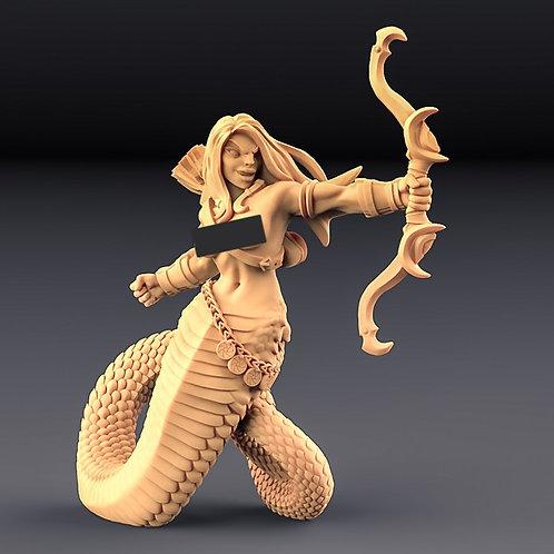 Snakewoman Arqueira B