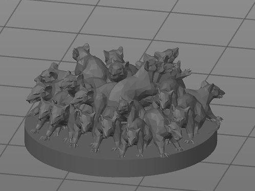 Swarm of Cranium Rat