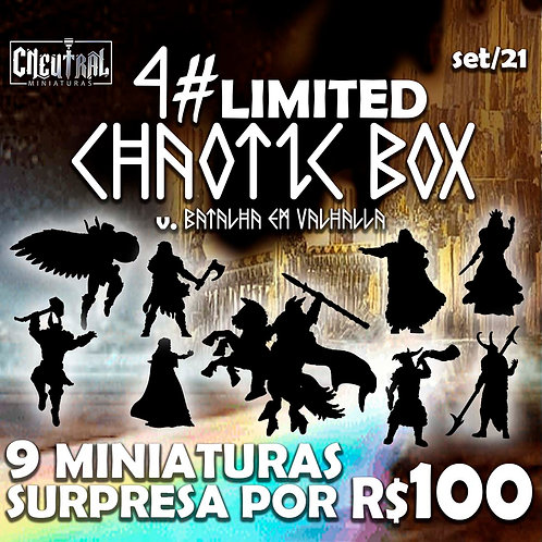 4# Limited Chaotic Box