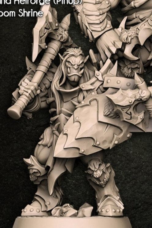 Frostmetal Orc C