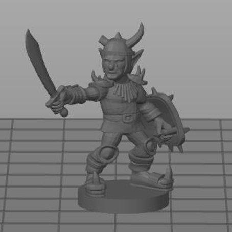 Goblin Chefe