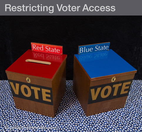 GOP Seeks to Limit Access to the Ballot Box