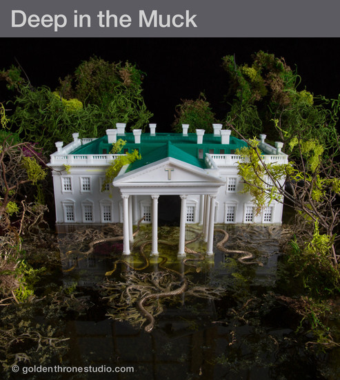 Trump's White House Swamp
