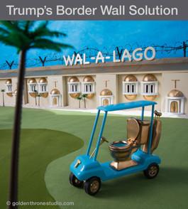 "I will ""BUILD THE WALL"""