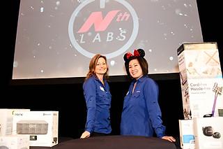 Lisa Helsel and Michelle Razon