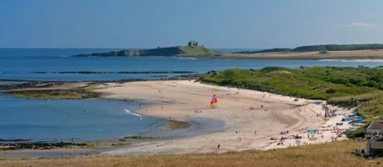 Cruise to Northumberland in 2021