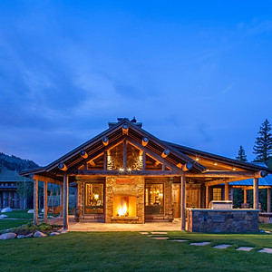 Historic Wilder Cabin Rebuild