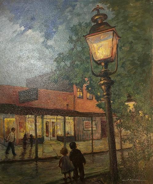 """""""Street Light"""" By Ward"""