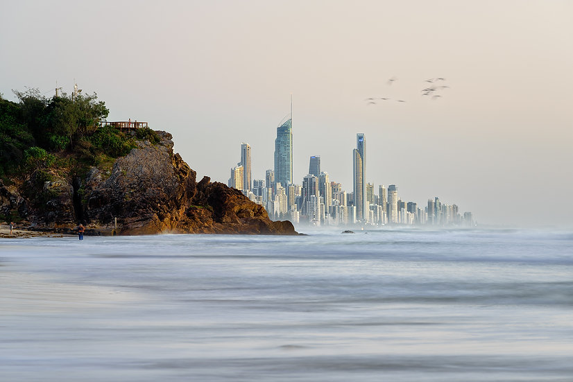 North Burleigh To Surfers