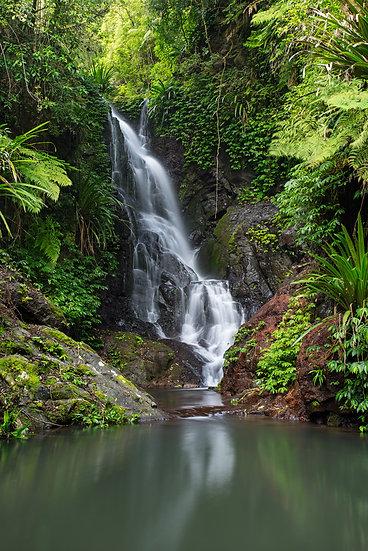 Elabana Falls, QLD