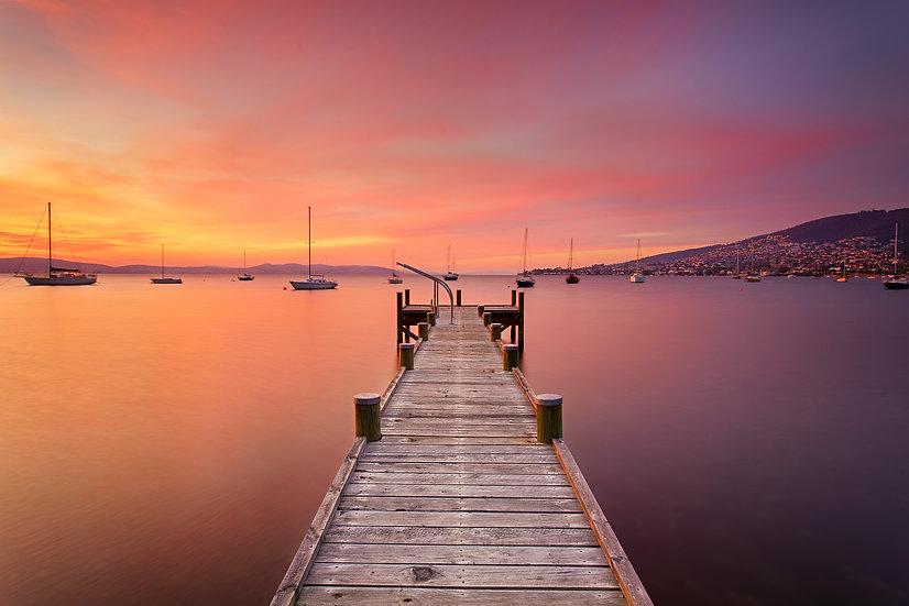 Battery Point Sunrise