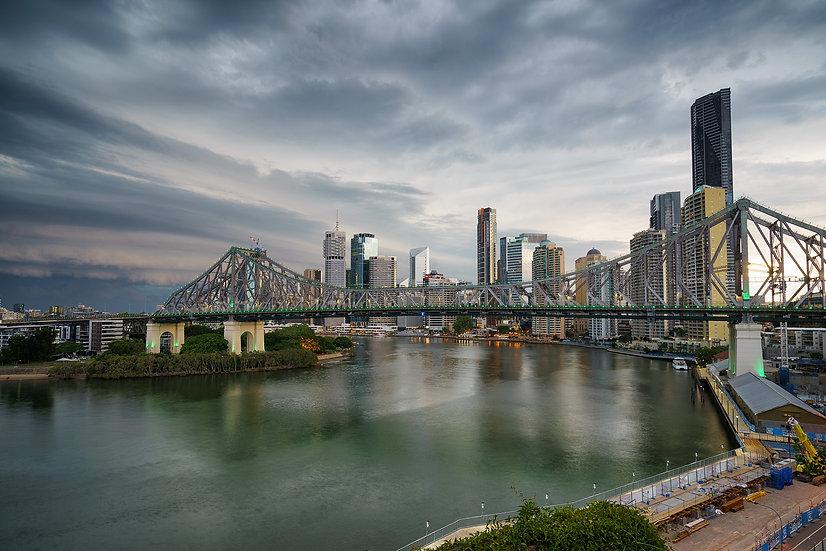 Storm Front - Brisbane