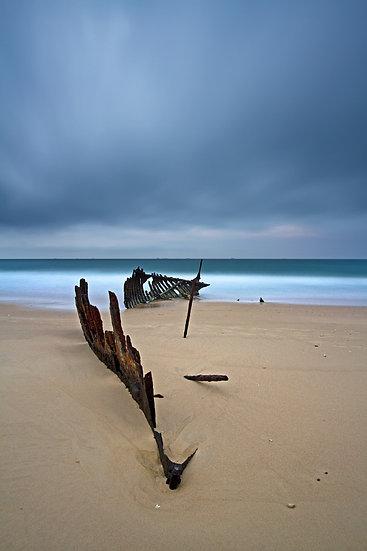 The Wreck - Dicky Beach