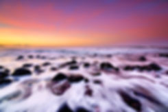 Burleigh Heads Sunrise Landscape Photography