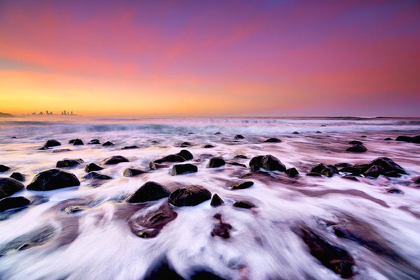 Burleigh Sunset