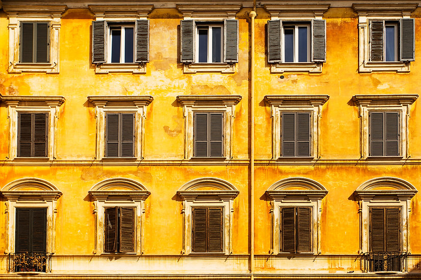 Colours Of Rome
